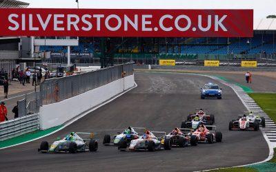 British F4 2018 – Silverstone, Rd.9