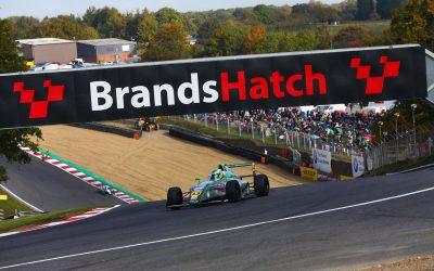 British F4 2018 – Brands Hatch, Rd.10