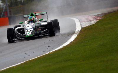 British F4: Donington, Rd.2