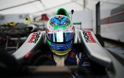 British F4: Silverstone, Rd.9, 2019