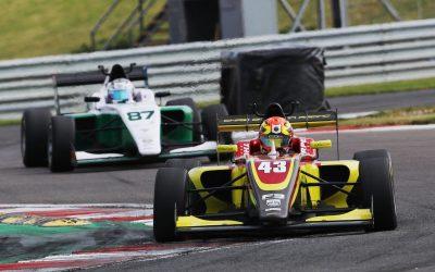 British F3: Donington