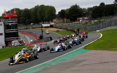 British F3: Brands Hatch